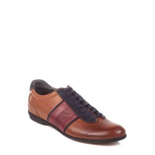 King Paolo Erkek Günlük Deri Ayakkabı E7396