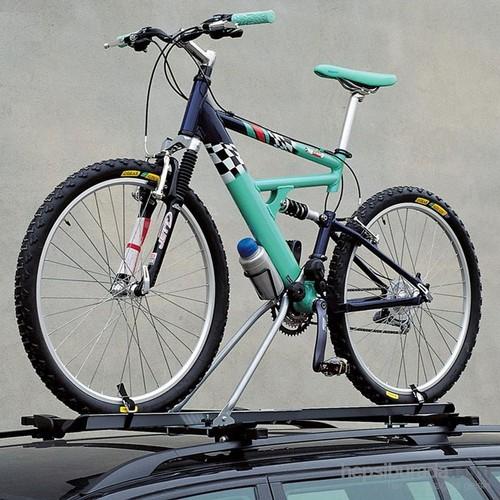 Huggy Araç Üzeri Bisiklet Bagajı Aluminyum Made İn Italy