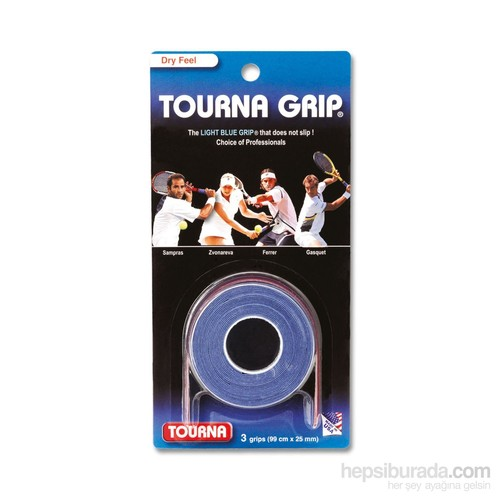 Tourna Original Dry Feel 3X Blue