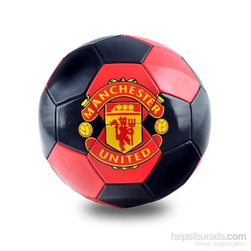 Manchester Red Futbol Topu N5