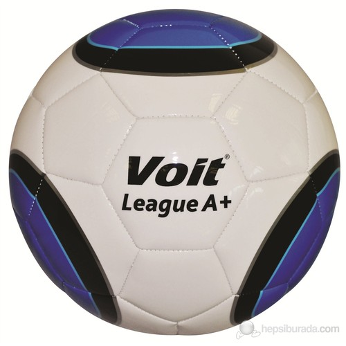 Voit League A+ Futbol Topu Mavi/Beyaz No:5