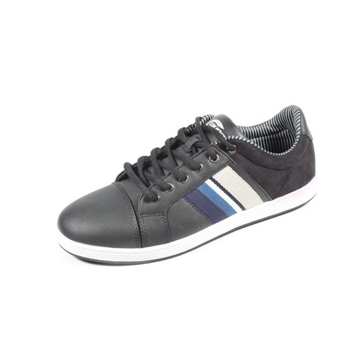 Couger Cg0160 Elcamino Siyah Erkek Spor Ayakkabı
