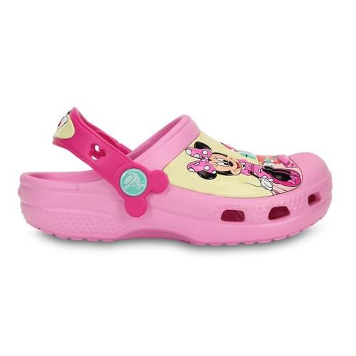 Crocs P024804-6İ2 Creative Minnie Jet Set Çocuk Sandalet