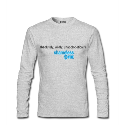 Dyetee Shameless Showtime Bayan T-Shirt