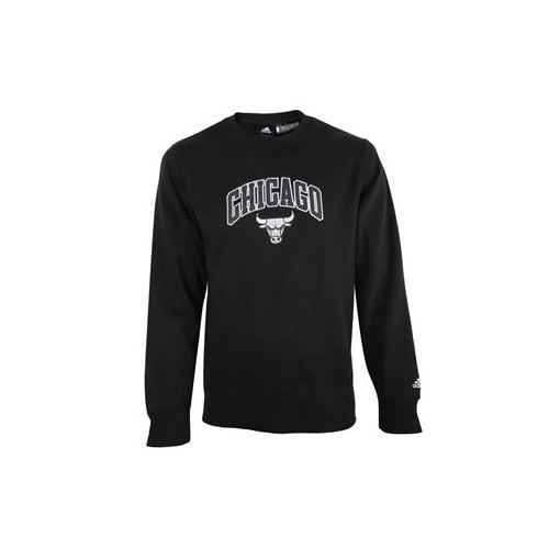 Adidas 332Fa Nba Store Chicago Bulls Erkek Sweatshirt