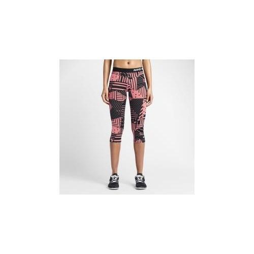 Nike Pro Patch Work Capri