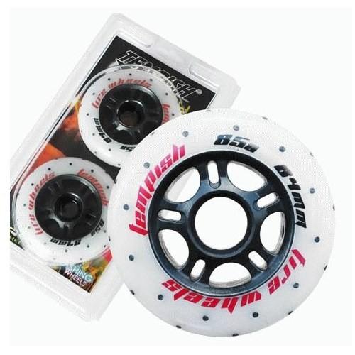 Tempish Fire 84X24 85A Wheel Set