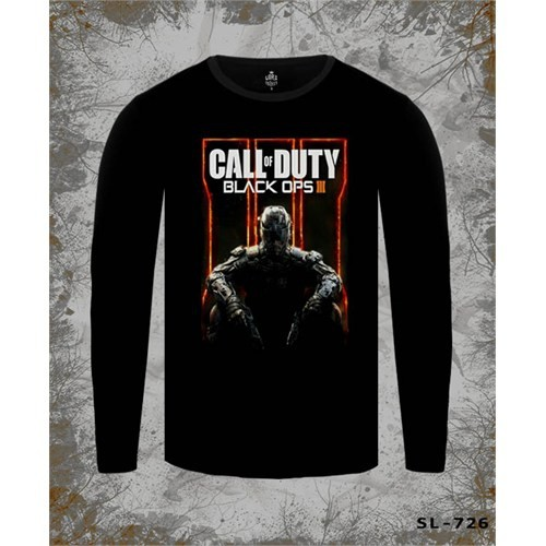 Lord T-Shirt Call Of Duty - Black Ops 3