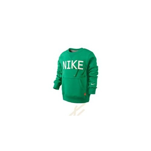 Nike Campus Ft Ls Crew - Lk (Lk)