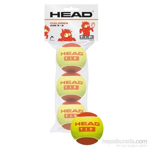 Head 3B Head Tip Red - 4Dz Tenis Topu