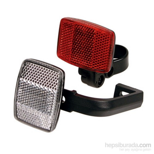 Lampa Ön+Arka Geniş Açı Bisiklet Reflektörü 93500