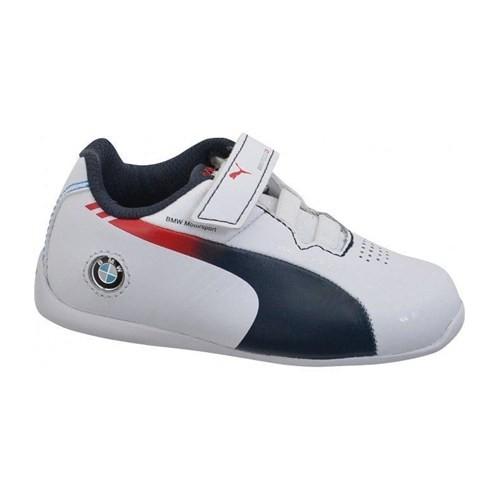 Puma Evo Speed Lo Bmw 1.3 Kids 305170-02 21-27