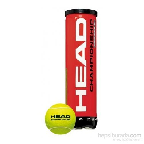 Head 4 Ball Championship Tenis Topu