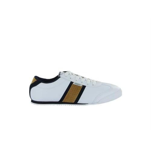 Kinetix 1220752 4F Rimond Pu Beyaz Lacivert Hardal Erkek Günlük Ayakkabı