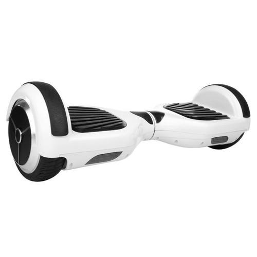 Elektrikli Kaykay Hoverboard Ginger Scooter Beyaz