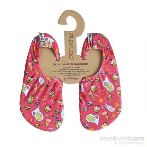 Slipstop Delicious Kız Çocuk Kaydırmaz Ayakkabı/Patik