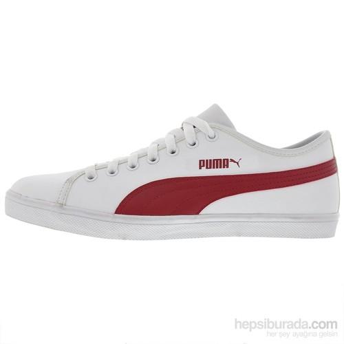 Puma Elsu Sl Beyaz Erkek Spor Ayakkabı