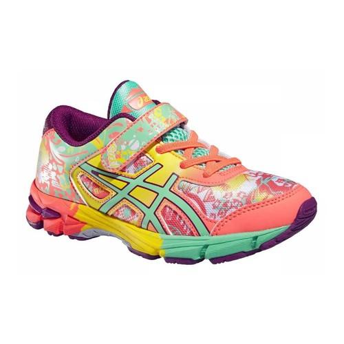 Asics 687 C604n Gel Noosa Trı 11 Ps Çocuk Spor Ayakkabı