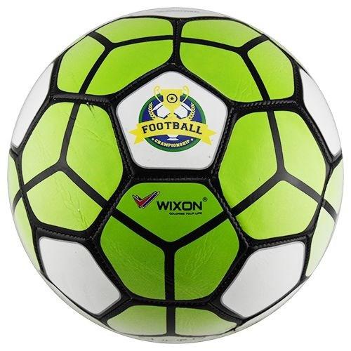 Wixon Dikişli 5 No Futbol Topu Yeşil
