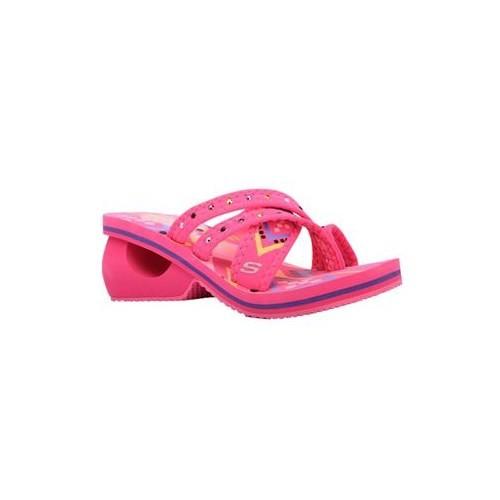 Skechers 86199L-Hpk Çocuk Terlik