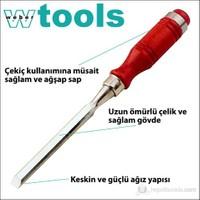 Weber Tools Ağaç Saplı Iskarpela 12 X 140 Mm