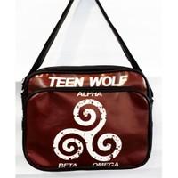 Köstebek Teen Wolf - Üç Sembol Çanta