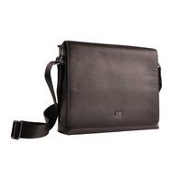 Ççs Kapaklı Postacı Evrak Çantası Laptop Bölmeli Siyah 30701