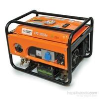 Federal Power Benzinli Jeneratör 3.8 Kva Fpjlge3800Ae