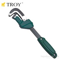 Troy 21246 Kolay Ayarlanabilir Boru Anahtarı (300Mm)
