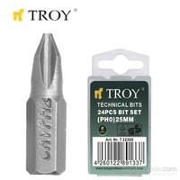 Troy 22200 Bits Uç (Ph0x25mm)