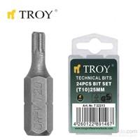 Troy 22215 Bits Uç (T20x25mm)