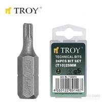 Troy 22219 Bits Uç (T40x25mm)