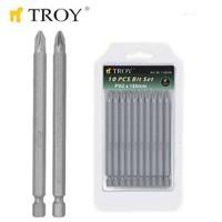 Troy 22234 Profesyonel Bits Uç (75Mm, Pz2)