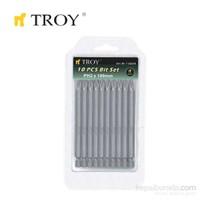 Troy 22242 Torx Bits Uçlar (T 20X75mm)
