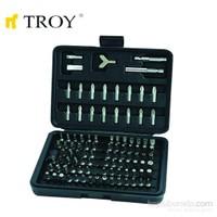 Troy 22302 Bits Uç Seti (100 Parça)
