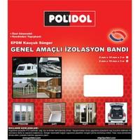 Polidol Genel Amaçlı İzolasyon Bandı 9 mm x 19 mm x 3 m ( Et kalınlığı x En x Boy )