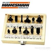 Mannesmann 545-012 Freze Seti 12 Parça