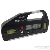 Digi-Pass Dwl-80Pro Mini Eğim Ölçer Su Terazisi -Klipsli