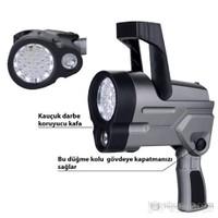 Steweld 994G Çift Işık Kaynaklı Led Projektör Ve El Feneri