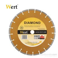 Wert 2711-125 Granit-Mermer Elmas Testere (125Mm)