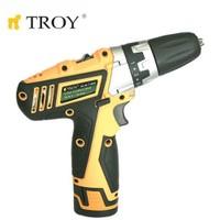 Troy 13012 Li-Ion Akülü Vidalama