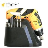 Troy 13036 Li-Ion Akülü Vidalama
