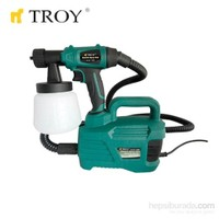 Troy 18690 Portatif Elektrikli Sprey Boya Tabancası