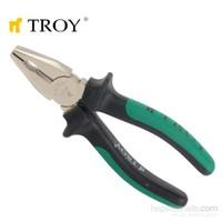 Troy 21007 Kombine Pense (180 Mm)