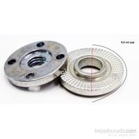 Eltos 4.5 mm Çiftli Taşlama Makine Somunu 090198