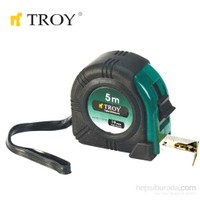 Troy 23110 Stoperli Şerit Metre (10Mx25mm)