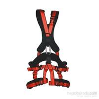 Knot Emniyet Kemeri Paraşüt Tipi Bel Destekli Full Body Ptk34