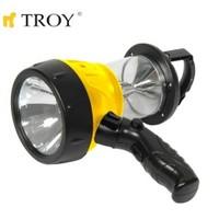 Troy 28047 Şarjlı El Feneri - Kamp Lambası