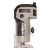 CROWN FLEX CT 3705 Elektrikli 470 Watt Mini Freze/Formika Traşlama Makinası