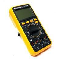 Tt-Technıc Vc9808+ Dijital Multimetre